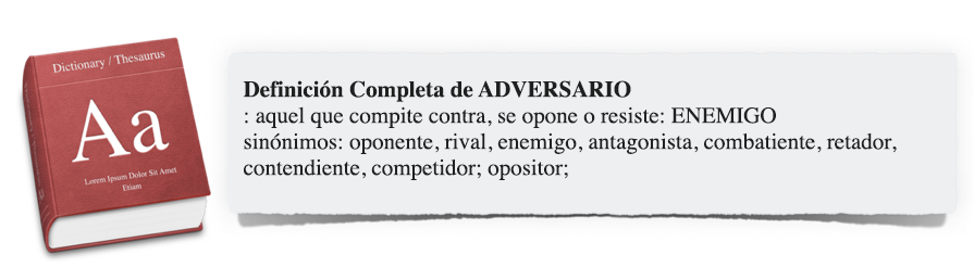 THE-DEFINITION-OF-ADVERSARY-spanish